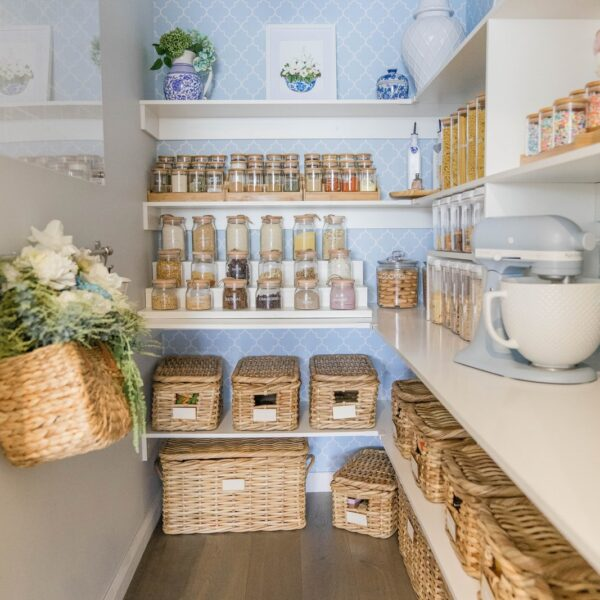 THE BLUE PANTRY